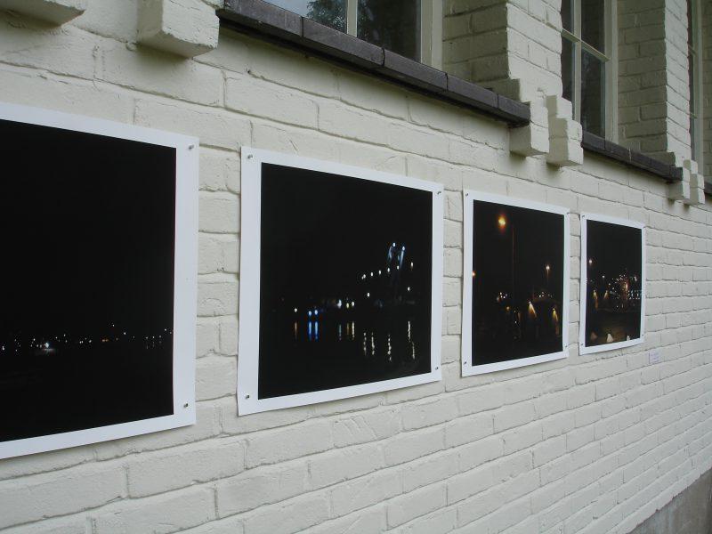 Langs de quarantaine 2016 (4x) 58 x 42 cm