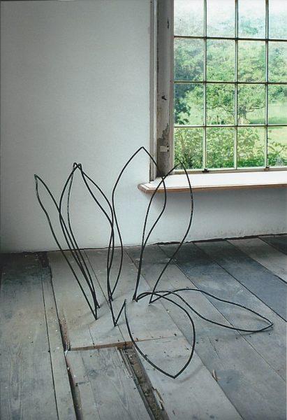 Huis Wegdam, Diepenheim - Magnolia 2011 metaal 95 x 70 x 80 cm