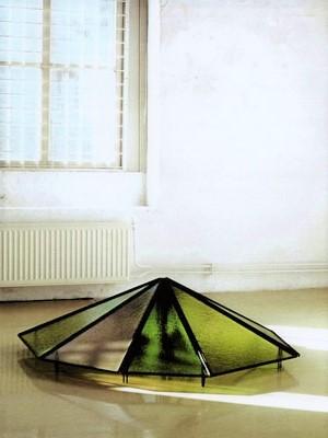 Children on a courd 2004 glas metaal 135 x 150 x 40 cm - De Boterhal, Hoorn