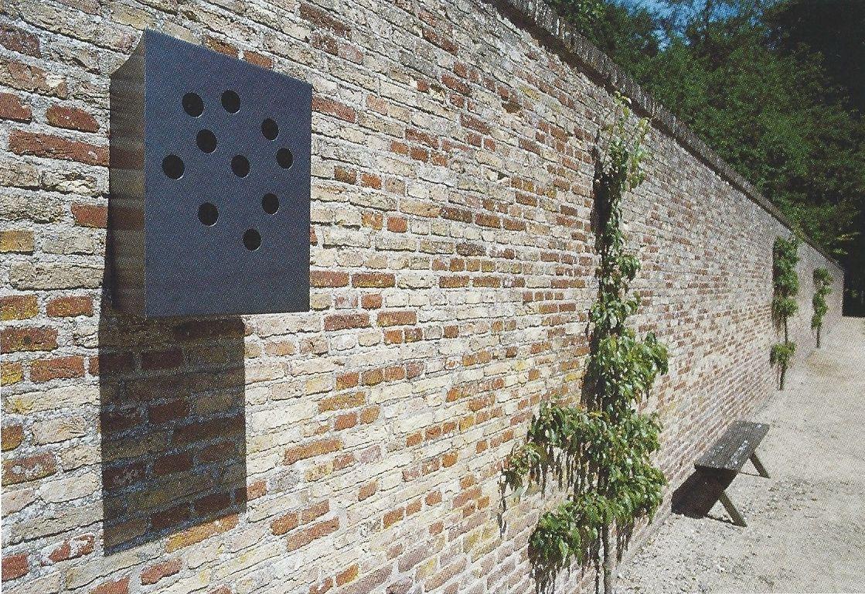Early morning birdsong 2002 staal geluid 40 x 30 x 25 cm - Museum de Fundatie, Heino